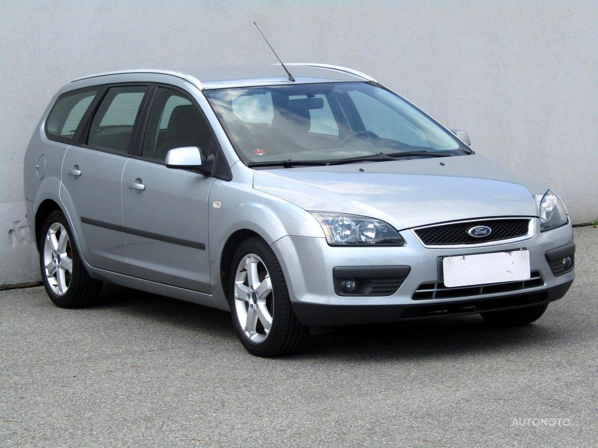 Ford Focus, 2005 - celkový pohled