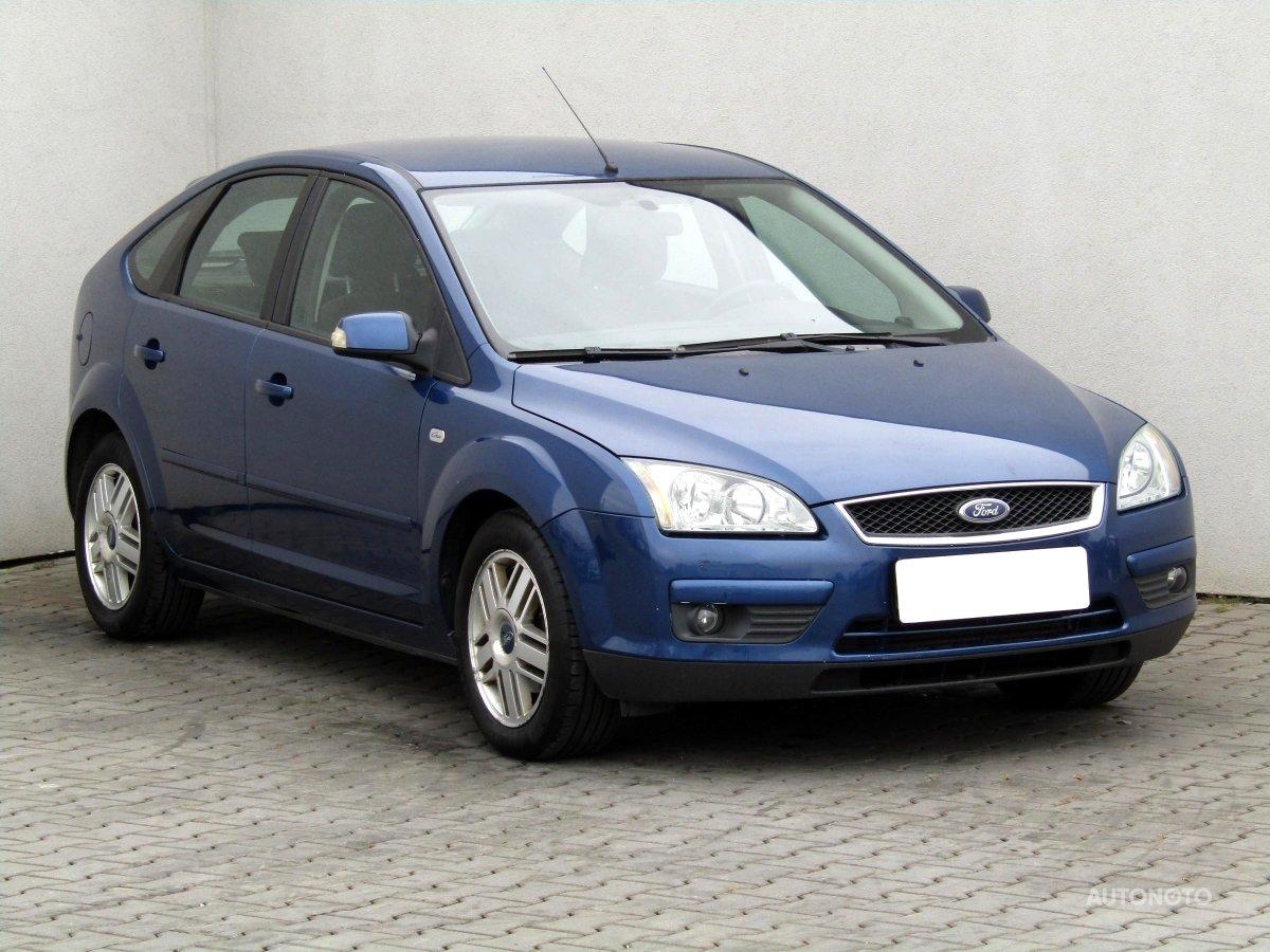 Ford Focus, 2007 - celkový pohled