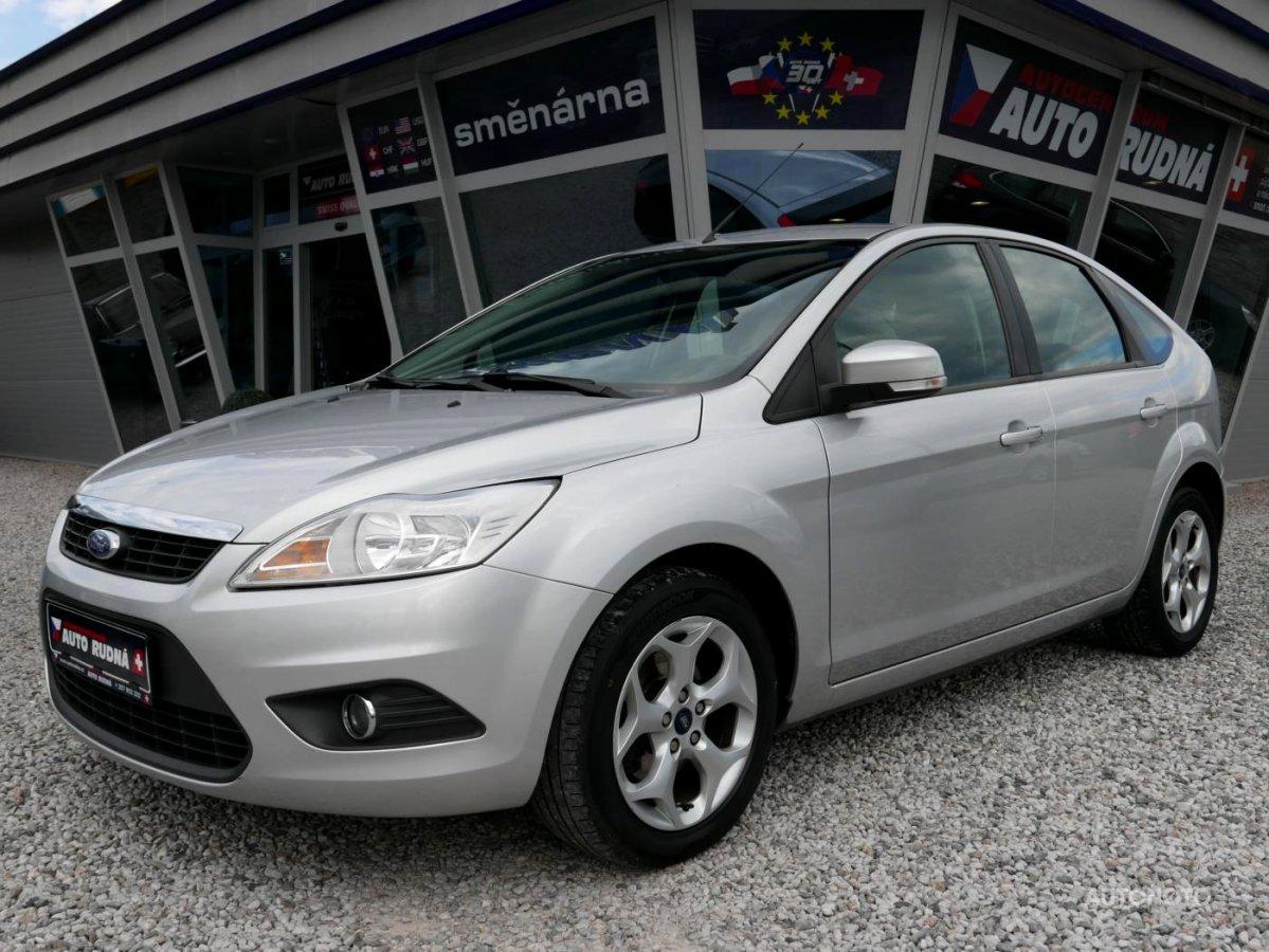 Ford Focus, 2010 - celkový pohled