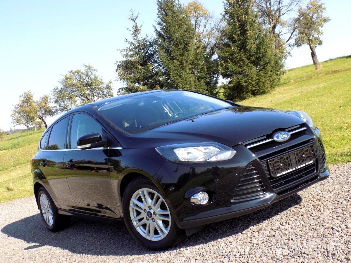 Ford Focus, 2014 - celkový pohled