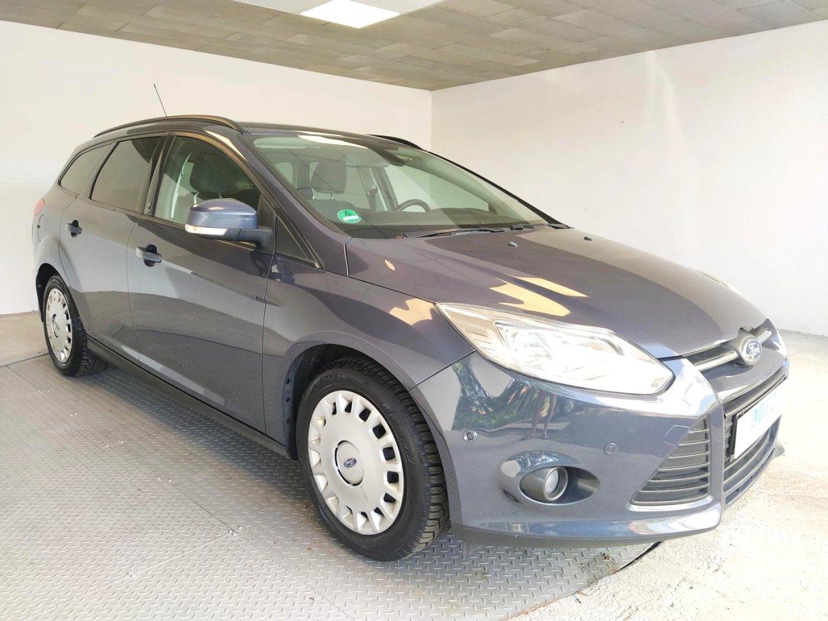 Ford Focus, 2013 - celkový pohled
