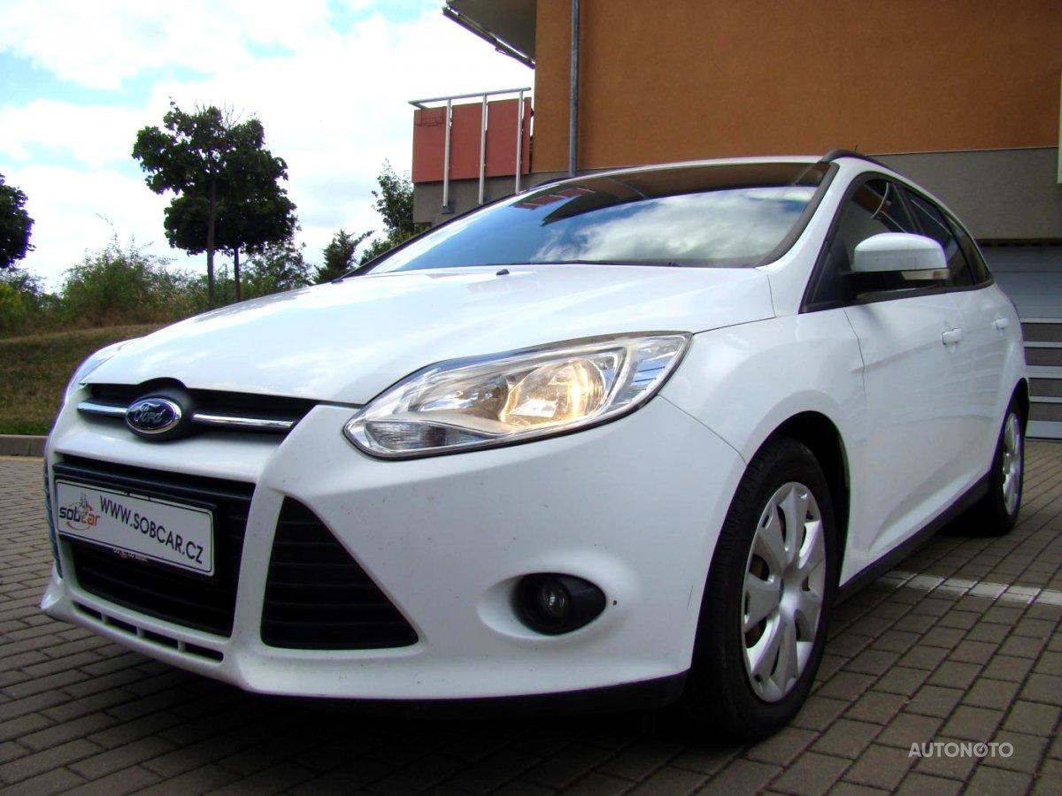 Ford Focus, 0 - celkový pohled