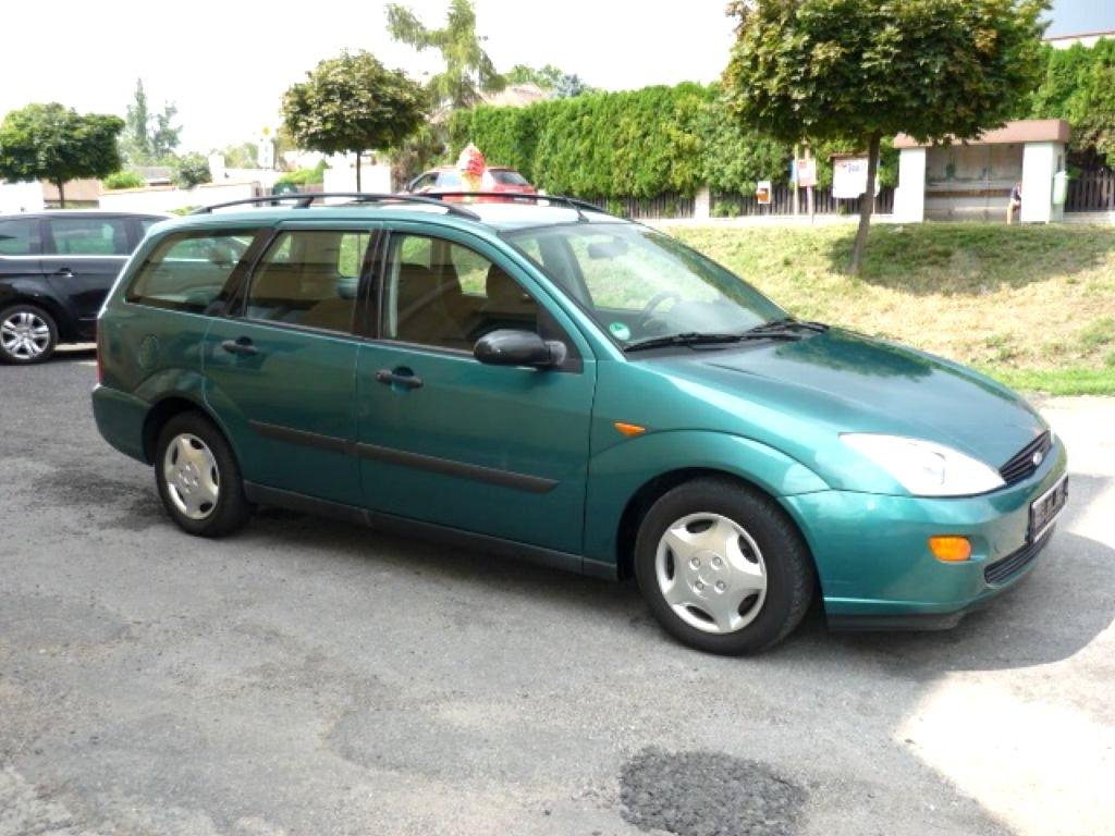 Ford Focus, 1999 - celkový pohled