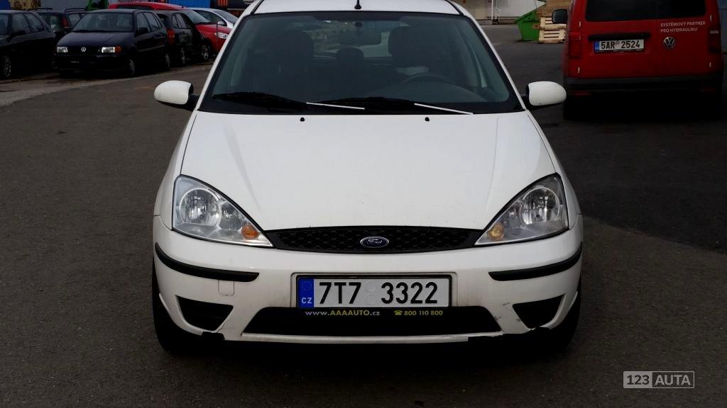 Ford Focus, 2003 - celkový pohled
