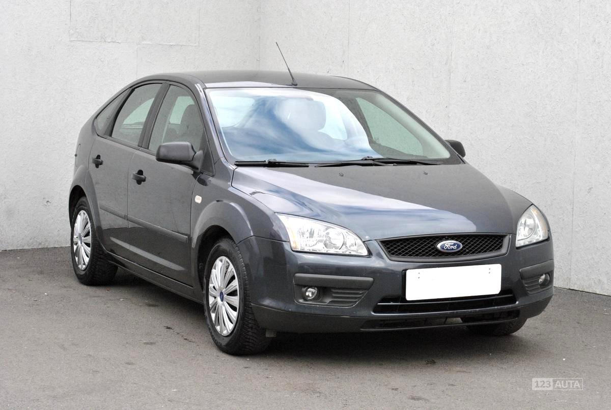 Ford Focus, 2006 - celkový pohled