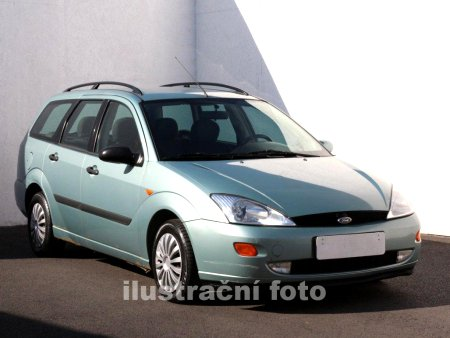 Ford Focus, 2000
