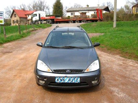 Ford Focus, 2002