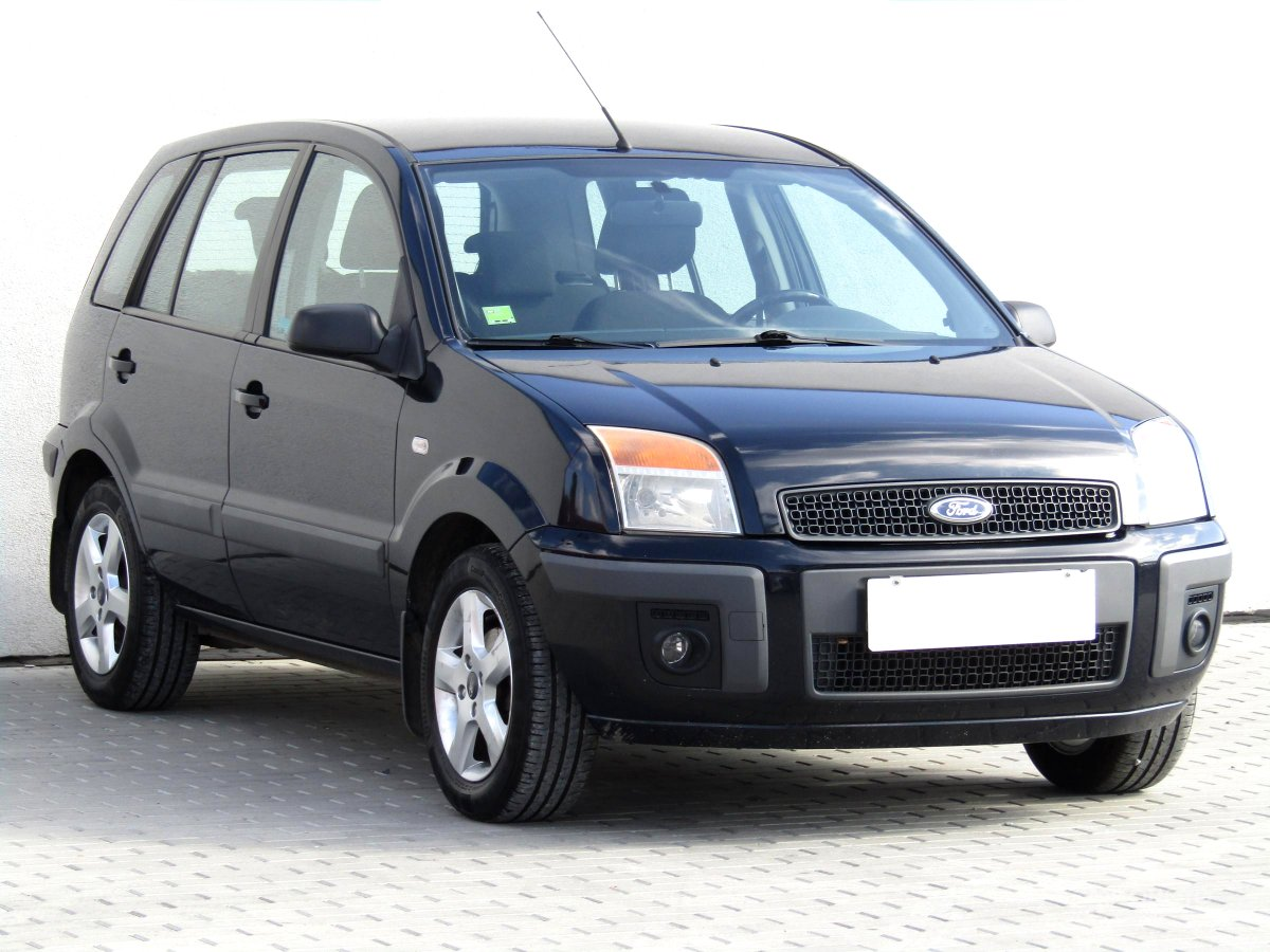 Ford Fusion, 2007 - celkový pohled