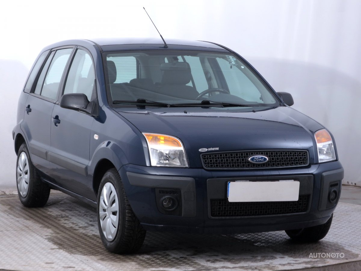 Ford Fusion, 2008 - celkový pohled