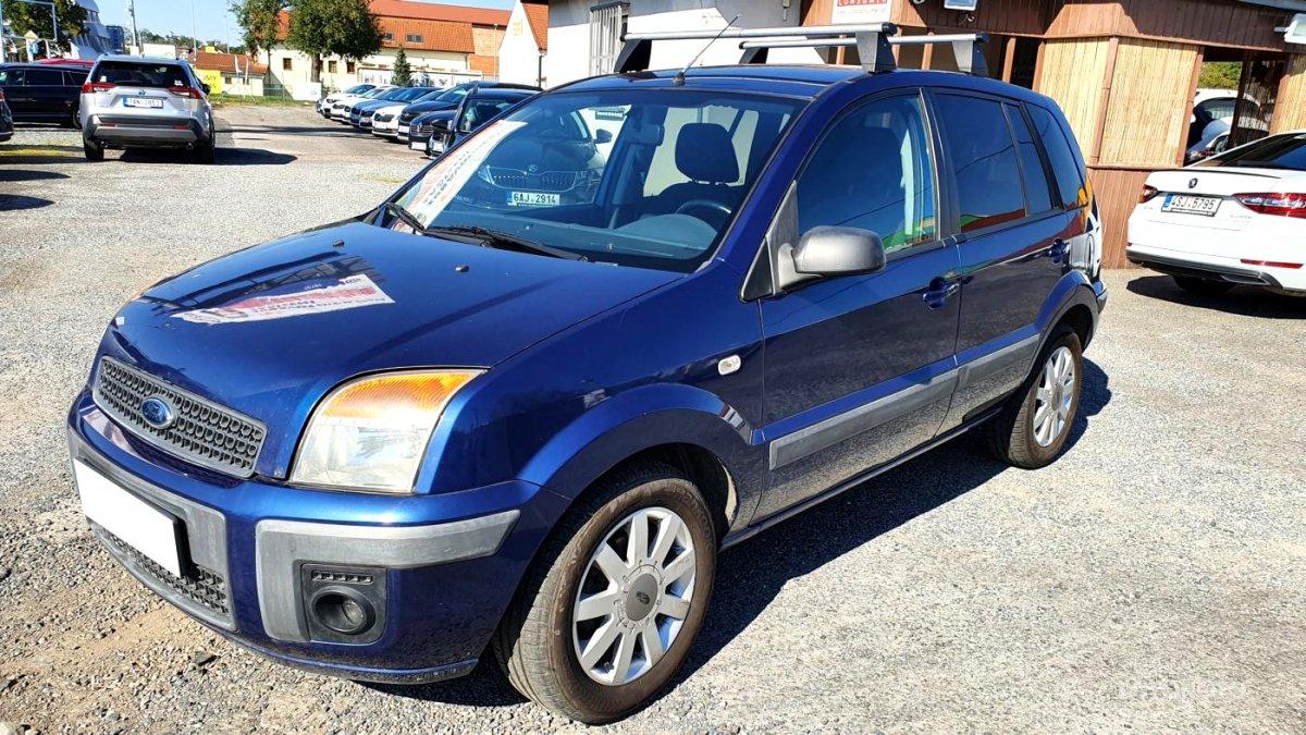 Ford Fusion, 2009 - celkový pohled