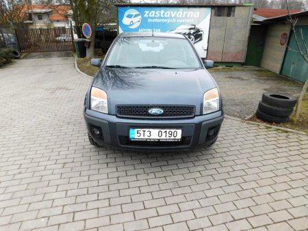 Ford Fusion, 2008