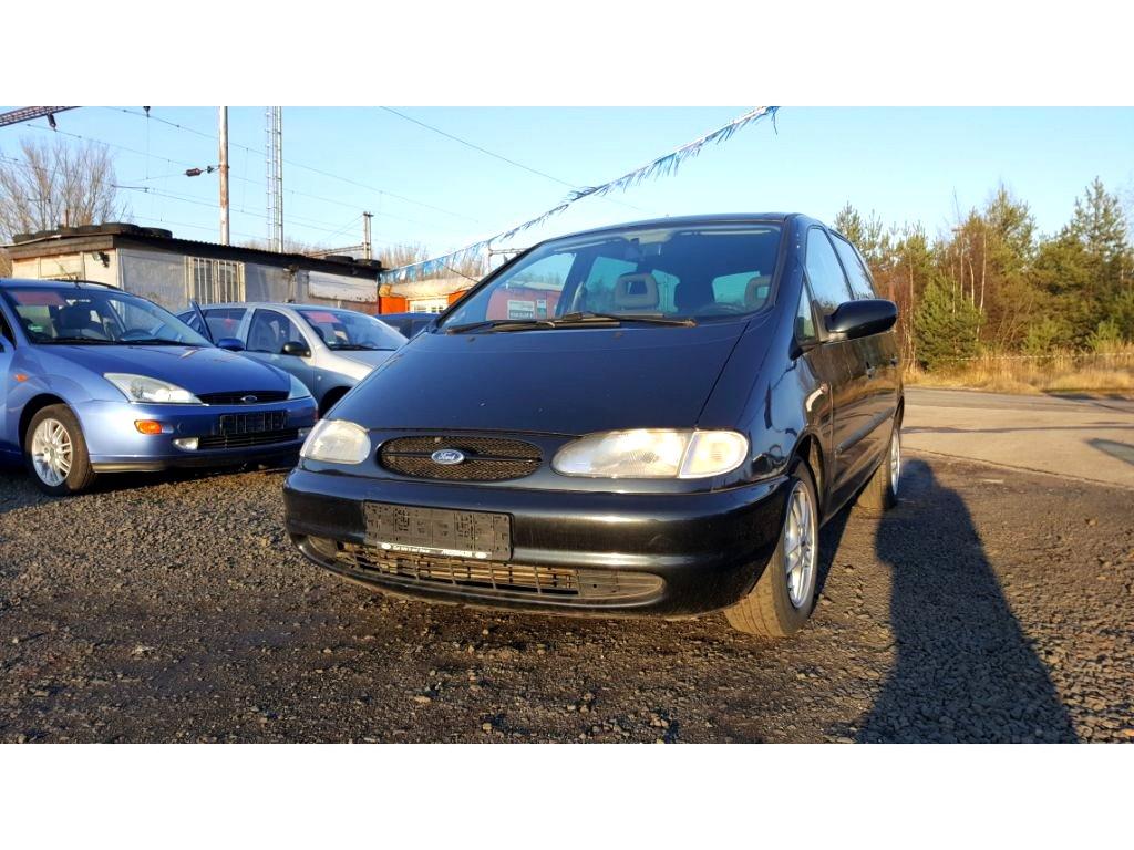 Ford Galaxy, 2000 - celkový pohled