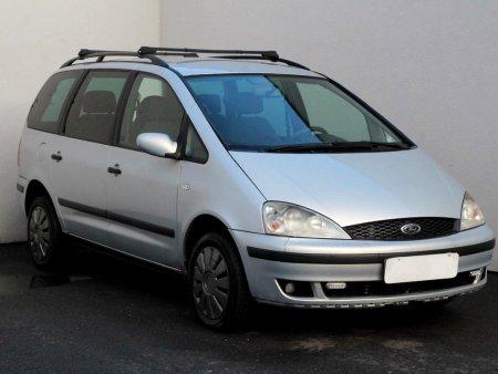 Ford Galaxy, 2001