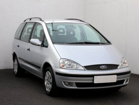 Ford Galaxy, 2004