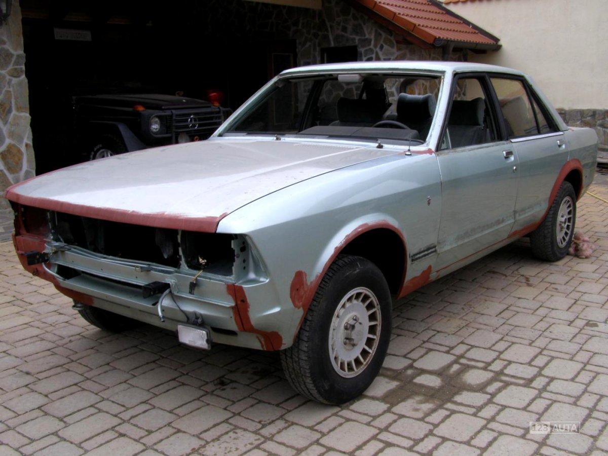 Ford Granada, 1982 - celkový pohled