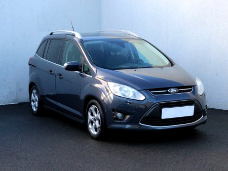Ford Grand C-MAX, 2012