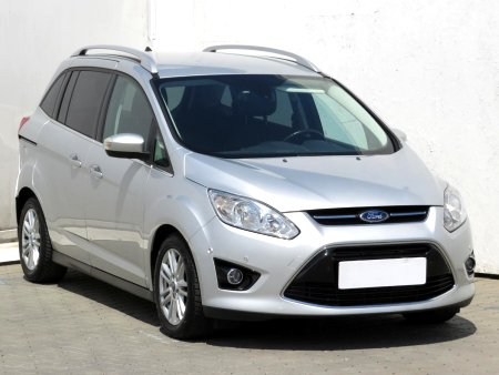 Ford Grand C-MAX, 2013
