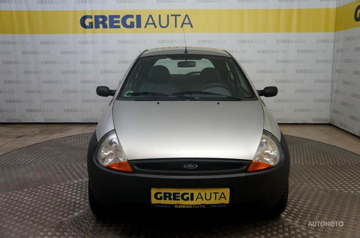 Ford Ka, 2003 - celkový pohled