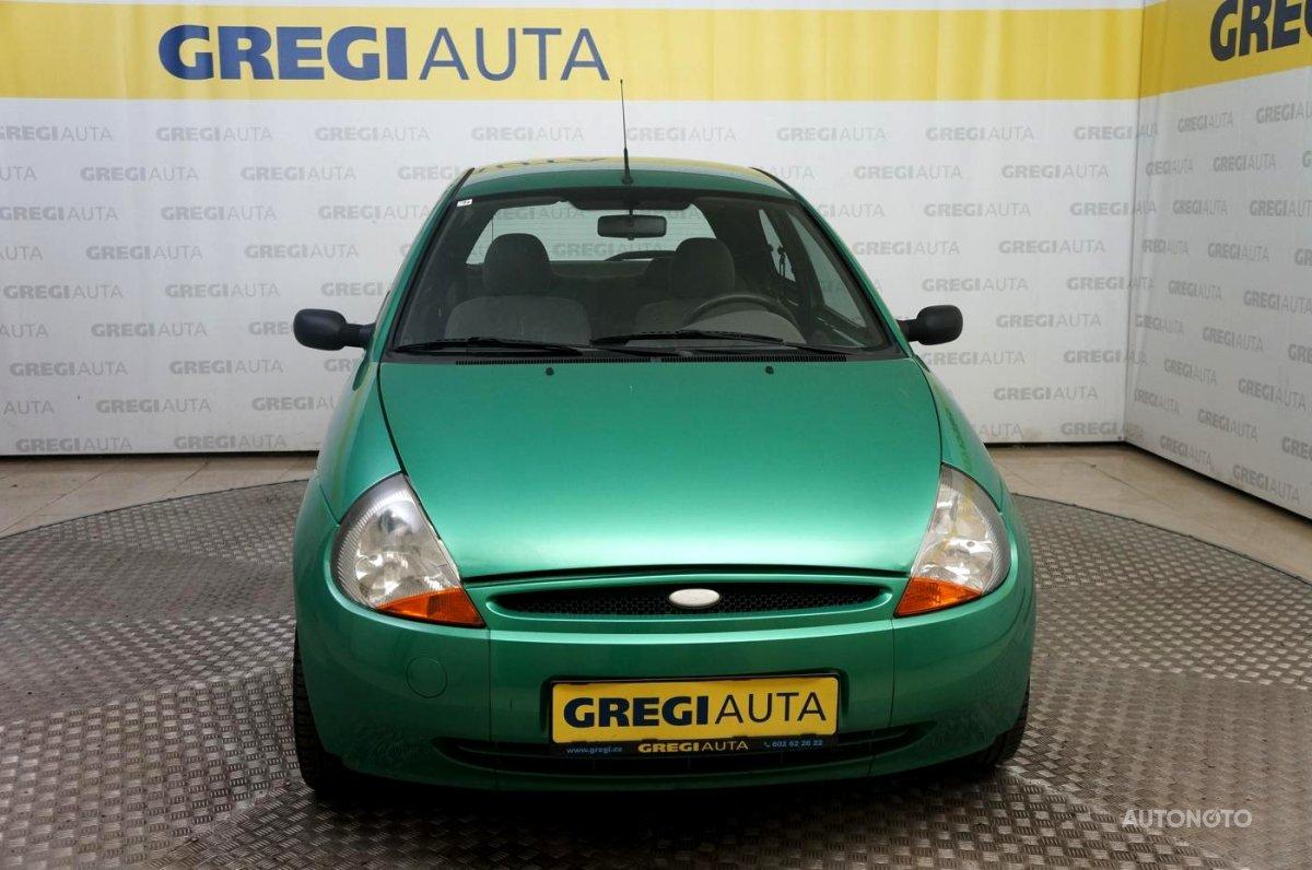 Ford Ka, 2000 - celkový pohled