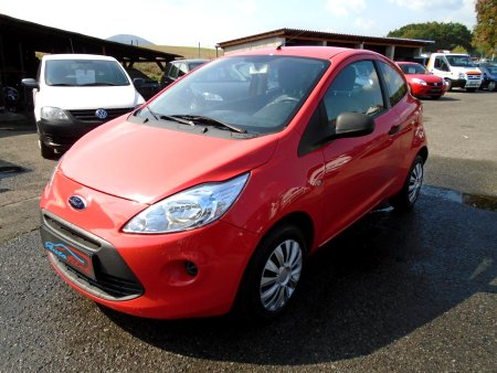 Ford Ka, 2009