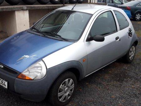 Ford Ka, 2007