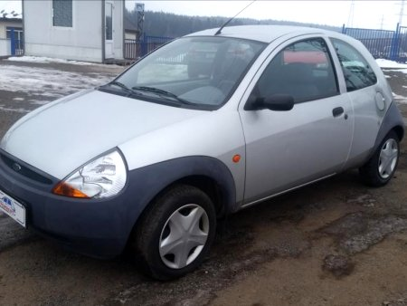 Ford Ka, 1997