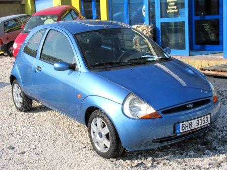 Ford Ka, 2002