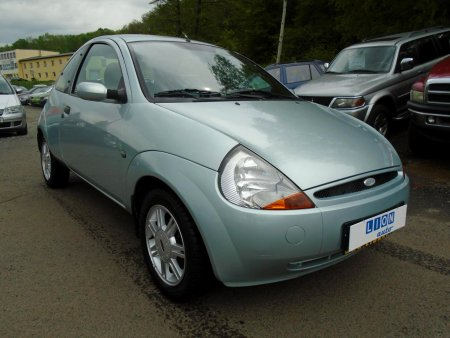 Ford Ka, 2003