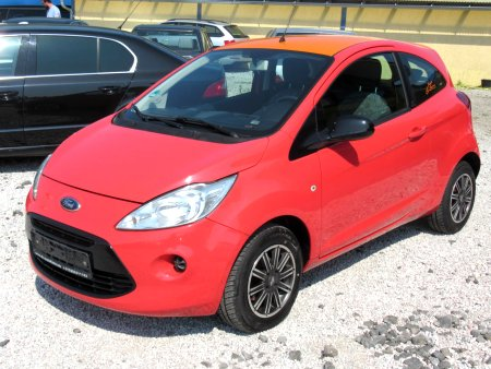 Ford Ka, 2010