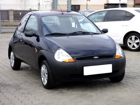 Ford Ka, 2004