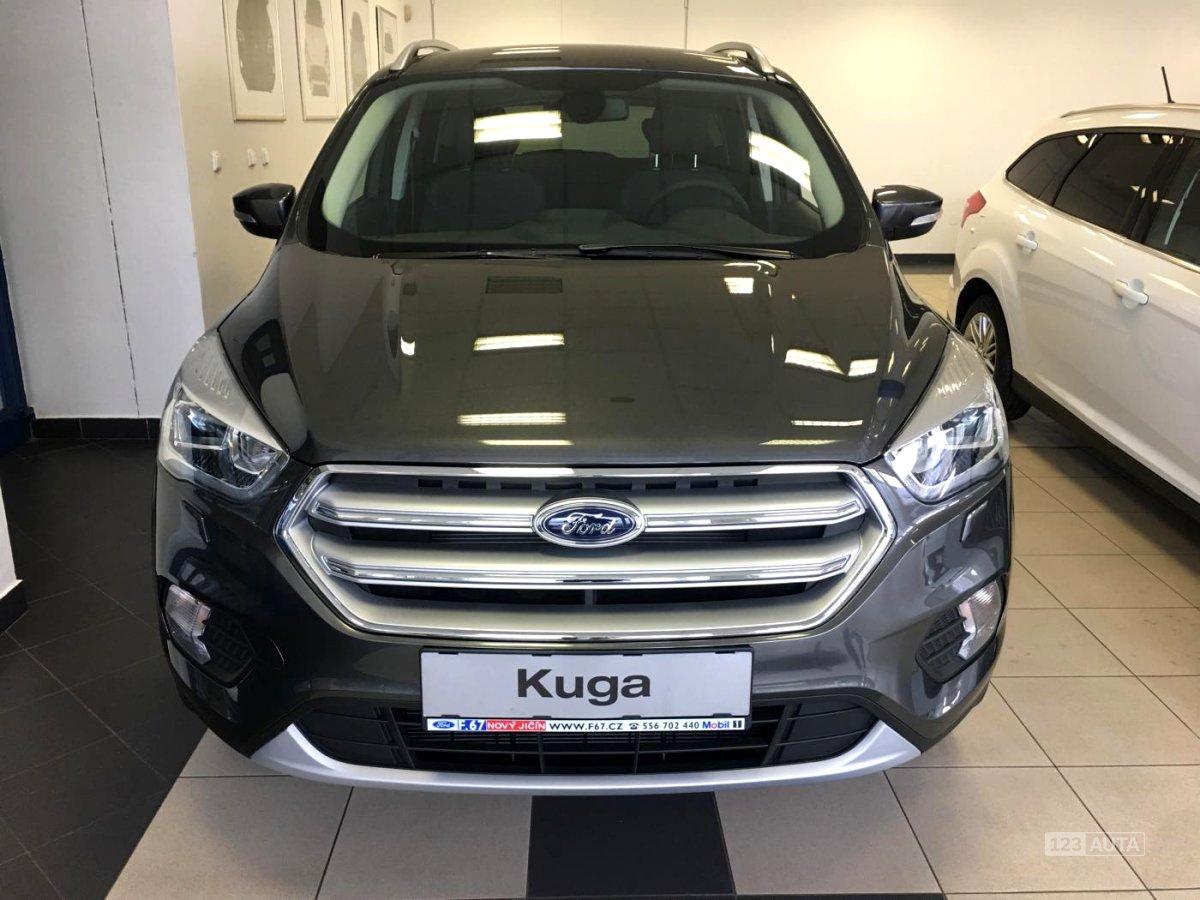 Ford Kuga, 2018 - celkový pohled