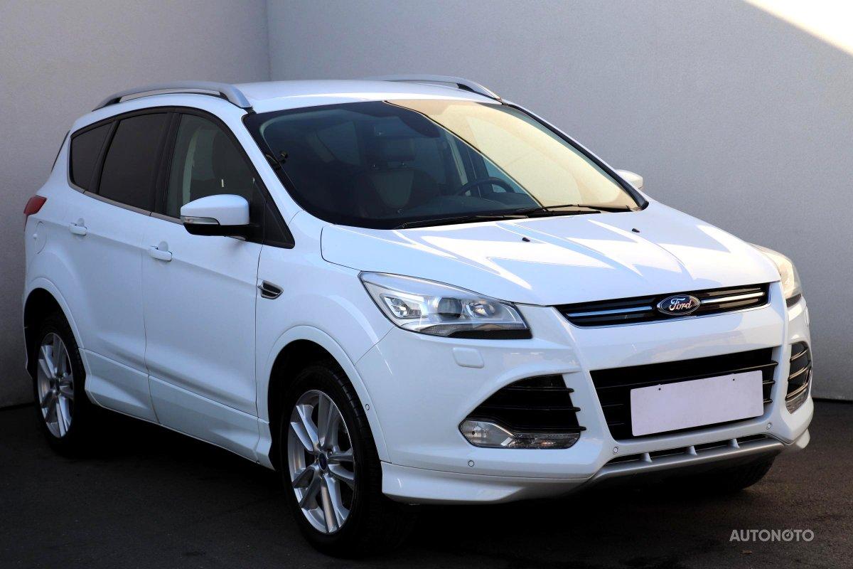 Ford Kuga, 2015 - celkový pohled