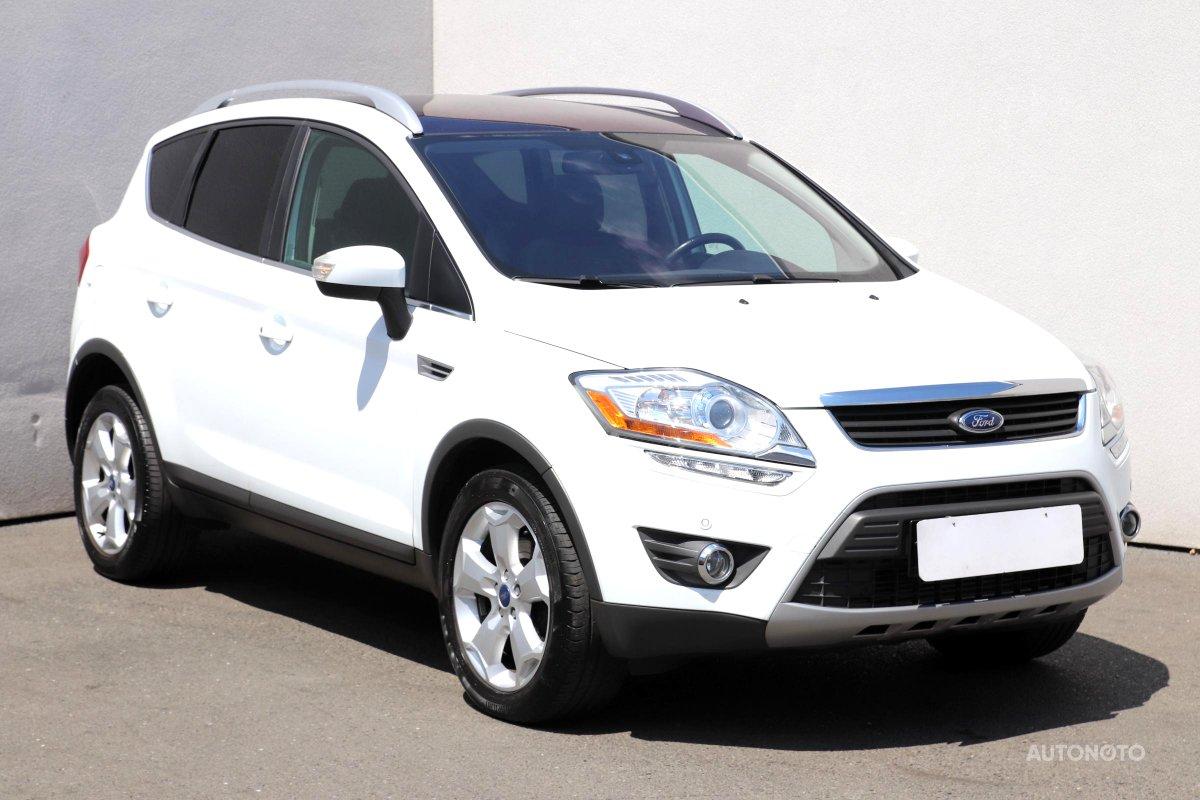 Ford Kuga, 2012 - celkový pohled