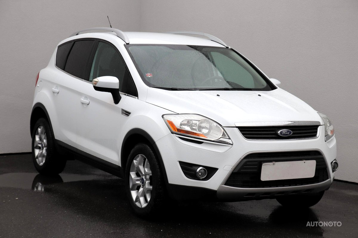 Ford Kuga, 2011 - celkový pohled