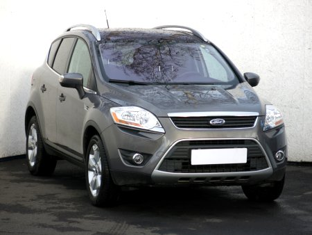 Ford Kuga, 2011