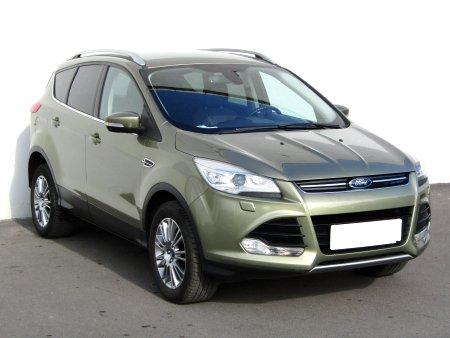 Ford Kuga, 2013