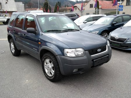 Ford Maverick, 2002