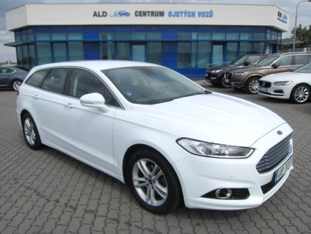 Ford Mondeo III, 2015