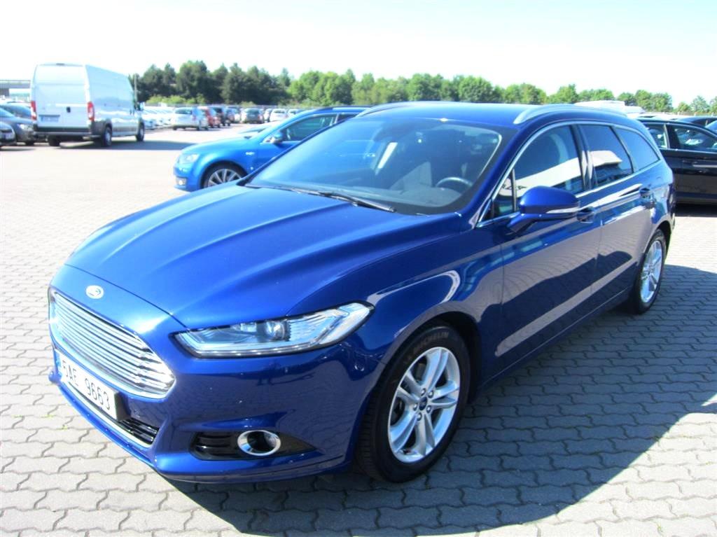 Ford Mondeo IV, 2016 - pohled č. 2