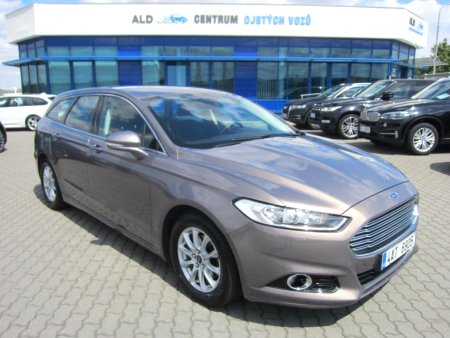 Ford Mondeo IV, 2015