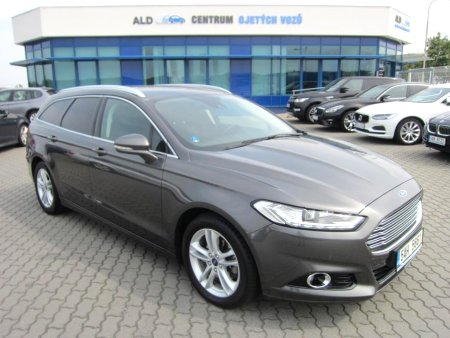 Ford Mondeo IV, 2016