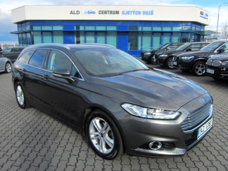 Ford Mondeo IV, 2017