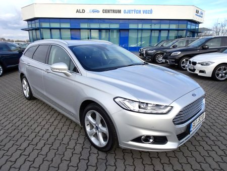 Ford Mondeo IV, 2018