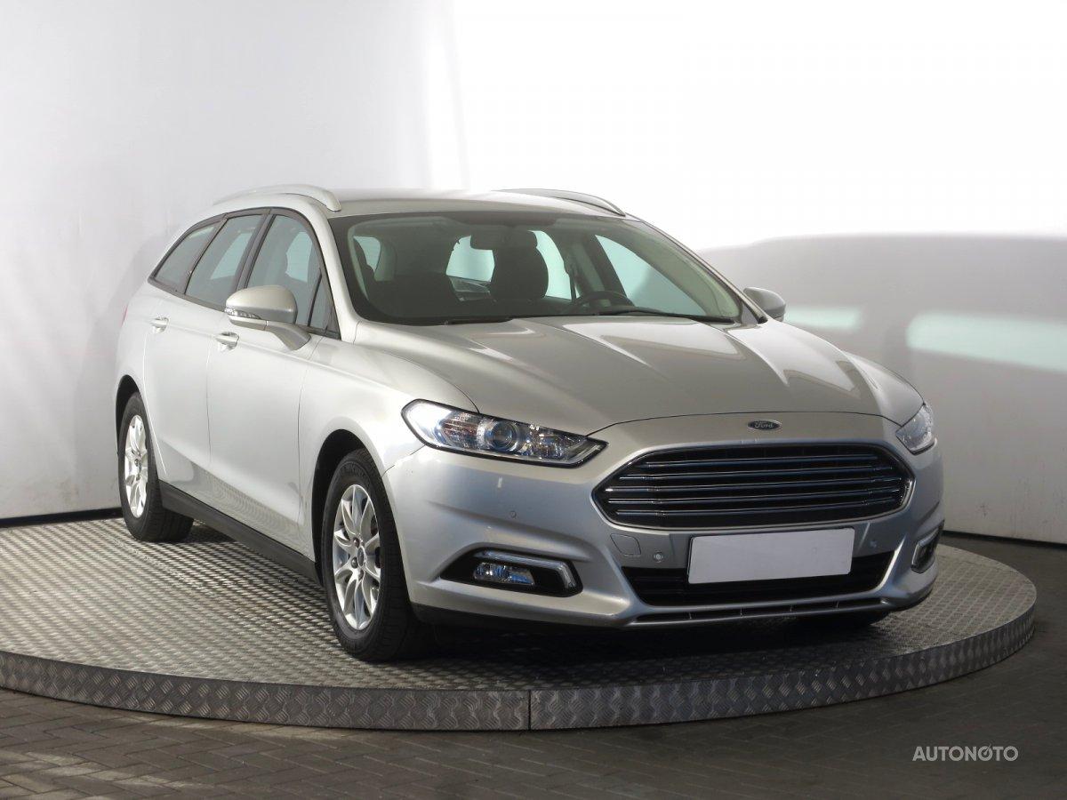 Ford Mondeo, 2016 - celkový pohled