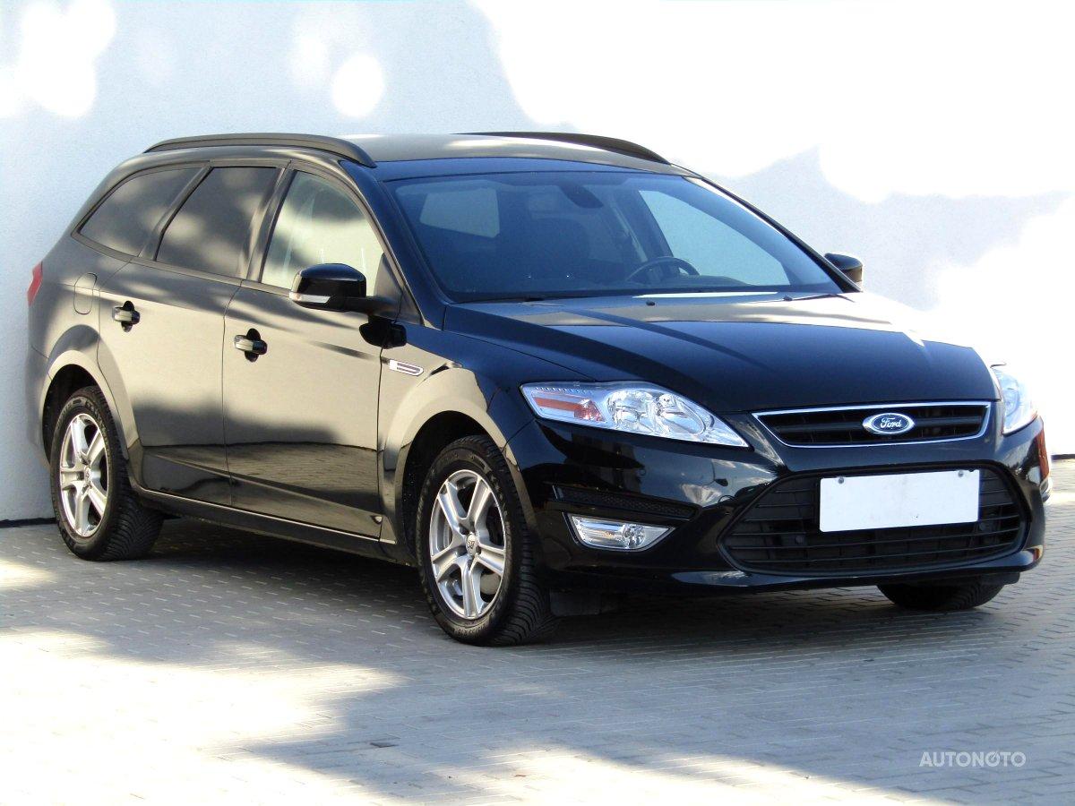 Ford Mondeo, 2013 - celkový pohled