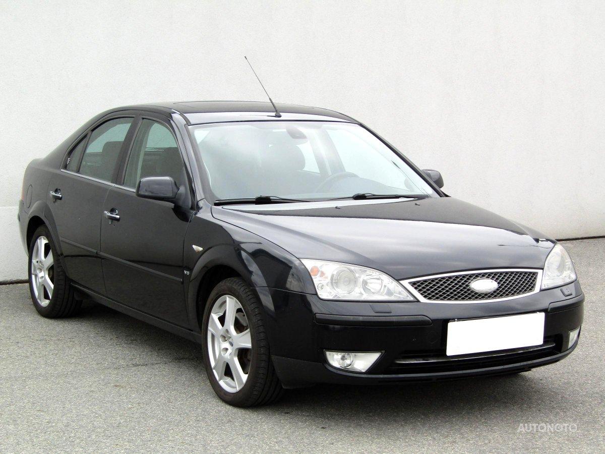 Ford Mondeo, 2003 - celkový pohled