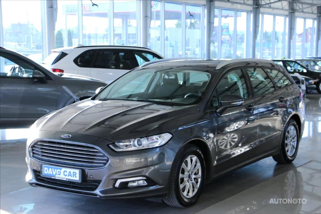 Ford Mondeo, 2017 - celkový pohled