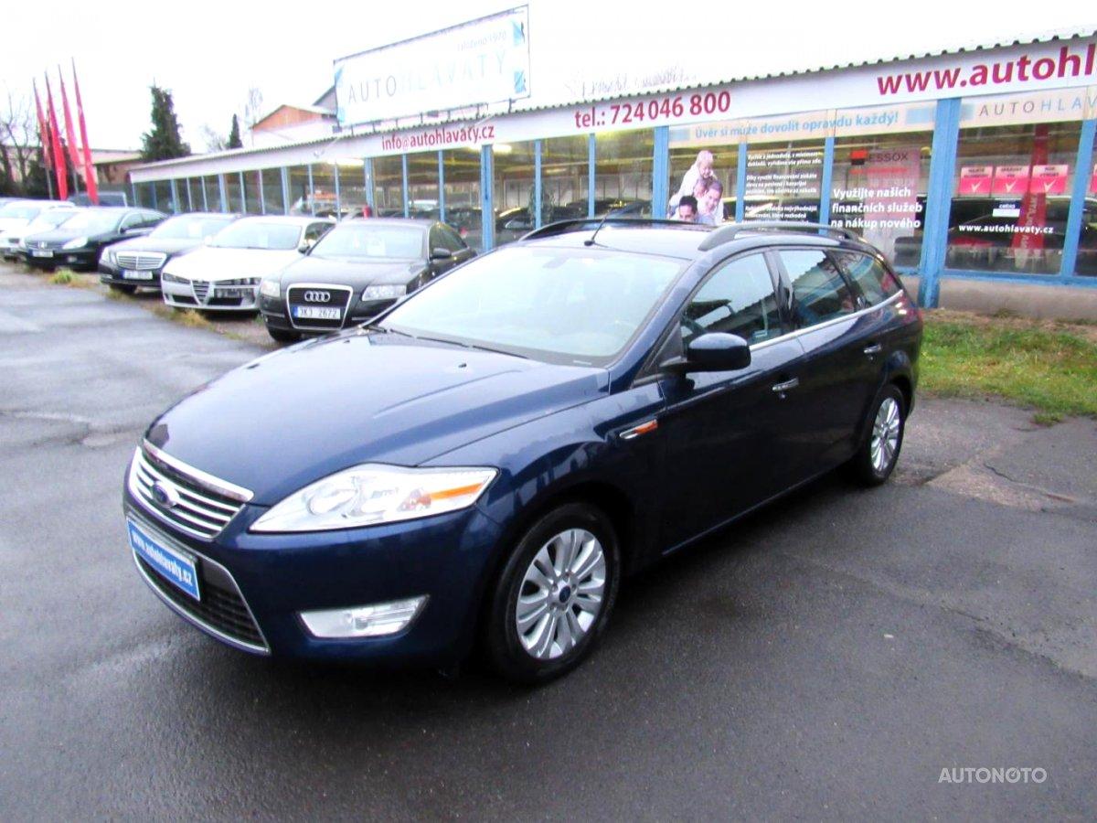 Ford Mondeo, 2009 - celkový pohled
