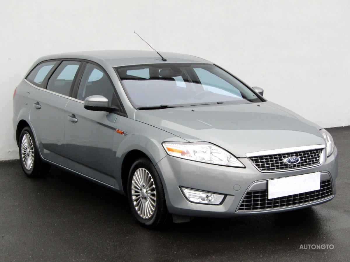 Ford Mondeo, 2008 - celkový pohled