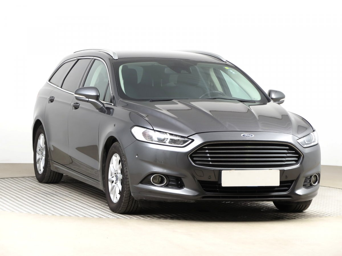 Ford Mondeo, 2015 - celkový pohled